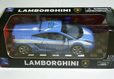 Diecast For Lamborghini Gallardo 1:32 Die Cast Blue