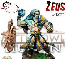 RN Estudio Myth Bowl Human 32mm Zeus Overall Star Player