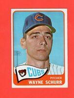 1965 OPC  # 149  Wayne Schurr nrmnt+