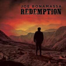 Joe Bonamassa - Redemption (CD Jewel Case - Presale 21/09)