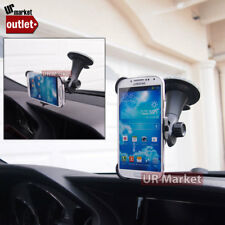 Car Windshield Mobile Phone Long Mount Holder Fit Samsung Galaxy S4 i9500