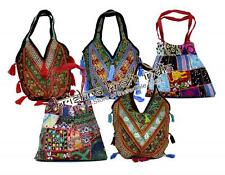 25 Vintage Banjara & Embroidered Sequin Beads Bags USA Gypsy Purse Wholesale Lot