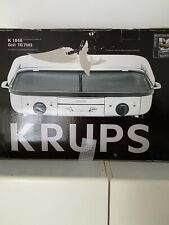 Grill Krups K1846 TG 7002 - noir/inox