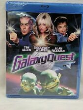 Galaxy Quest New Still In Plastic on Blu-Ray(1999/Color/Pg 4;Tim Allen""