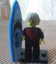 "LEGO ""Series 17"" PRO SURFER Collectible Minifigure"
