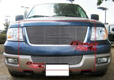 Fits 2003-2006 Ford Expedition Billet Grille Combo