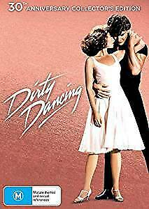 Dirty Dancing 30th Anniversary Collector's Edition DVD Region 4 Brand New Sealed