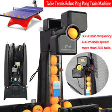 JT-A Automatic Table Tennis Robot Ping Pong Ball Machine Professional Training
