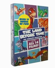 The Land Before Time The Complete Collection(DVD, 2018, 8-Disc Set)brand