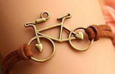 original BICYCLE bracelet  - brown