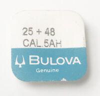 Bulova Original Genuine 25 + 48 CAL 5AH Set Lever Original Sealed Package NOS