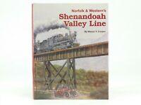 N&W Norfolk and Western's Shenandoah Valley Line by Mason Y Cooper ©1998 HC Book