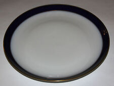 Eschenbach Assiette blanc/plus large Bord de cobalt,plus mince en or Dm 23,5 cm
