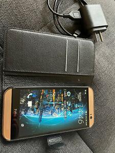 HTC One M8 - 32GB - Amber Gold (Unlocked)