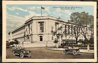 Washington DC Government Buildings US Senate Office Building Garrison Streetcars