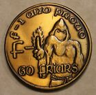 US Military Academy West Point Company F-1 Friars Army Challenge Coin