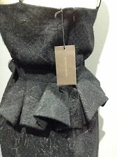 Bottega Veneta Wool Dress UK8 BNWT