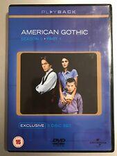 Gary Cole PAIGE TURCO Americano Gótico: Temporada 1 Parte 1 HORROR SERIES GB DVD