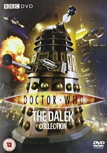 Doctor Who - The Dalek Collection [DVD] - DVD  WKVG The Cheap Fast Free Post