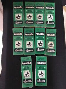 Amann Amanda 10 Alte Packung