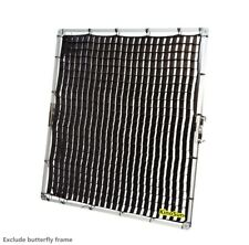 4x4 4'x4' 1.2x1.2m 50° Butterfly Soft Fabric Egg Crate Eggcrates Grids