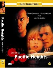 Pacific Heights (1990) DVD (Sealed) ~ Michael Keaton [Only DISC & Cover]