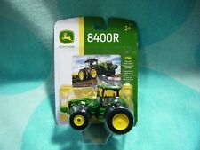 Ertl John Deere Model 8400R 4WD Die Cast Tractor 1/64 Scale MOC NRFP