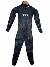 NEW TYR Womens Full Triathlon Wetsuit Size Small Hurricane Cat 5 - Retail $749