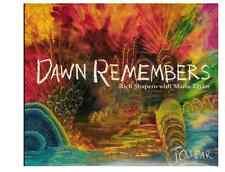 Rich Shapero Maria Taylor - Dawn Remembers 2011 Digipak CD