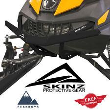 Skinz ChromAlloy Bret Rasmussen Front Bumper Black Ski-Doo 2013-2017 Rev-XM & XS