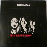 THIN LIZZY Bad Reputation UK 9 Track LP A2 B1 Matrix