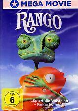 DVD NEU/OVP - Rango - Animation