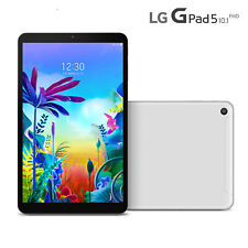 LG G Pad 5 10.1 Tablet PC 32GB Android 9.0 Unlocked (WiFi, LTE) LM-T605  LM-T600