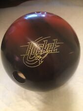 15# Storm Rocket Bowling Ball, Used, Exc