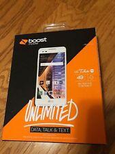 Boost Mobile LG Tribute HD Prepaid Phone