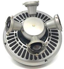 Satin Nickel Casablanca Ceiling Fan Motor Light Unit Part # 652T Parts Only