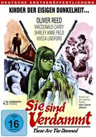 SIE SON verdammt These Are The Damned OLIVER REED DVD Nuevo JOSEPH LOSEY