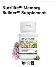 Nutrilite  Memory Builder  Supplement (💯% Organic) 60 Tablets