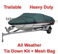 ski sanger 91 92 93  Boat Cover Trailerable All Weather B0012G