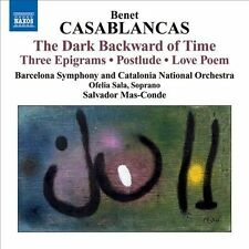 Dark Backward of Time / Three Epigrams, New Music