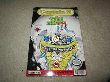 SUPER RARE CAPTAIN N: THE GAME MASTER #2 HARD TO FIND SEE MY OTHER NINTENDO ONES