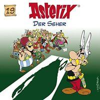 ASTERIX - 19: DER SEHER  CD NEW