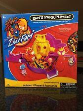 New Zhu Zhu Pet Zhu-Fari Lion's Park Playset