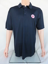 "Boston Red Sox Men's Polo Size L ""NEW"" Navy w/ Left Chest Sox Embroidered Logo"