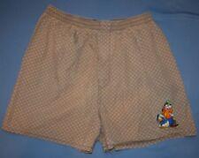 Mens The Disney Store Goofy Donald Duck Boxers Sz L Briefs Polka Dots