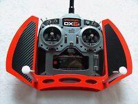 Exclusives SENDERPULT RED Edition Spektrum DX6i DX7s DX8/9 aus Alu Bond TOP !