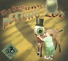 THE RESIDENTS - PETTING ZOO NEW CD