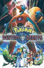 POKEMON: DESTINY DEOXYS Movie POSTER 11x17 Veronica Taylor Eric Stuart Amy