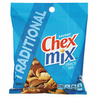 Chex Mix Varieties Traditional 1.75 oz Pack 42/Carton 1160588
