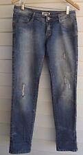 Rip Curl Women's Blue 'Sweet Skinny Leg' Jeans - Size 10